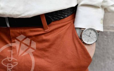 Eenvoud en elegantie staan centraal bij het Deense merk Danish Design Watches