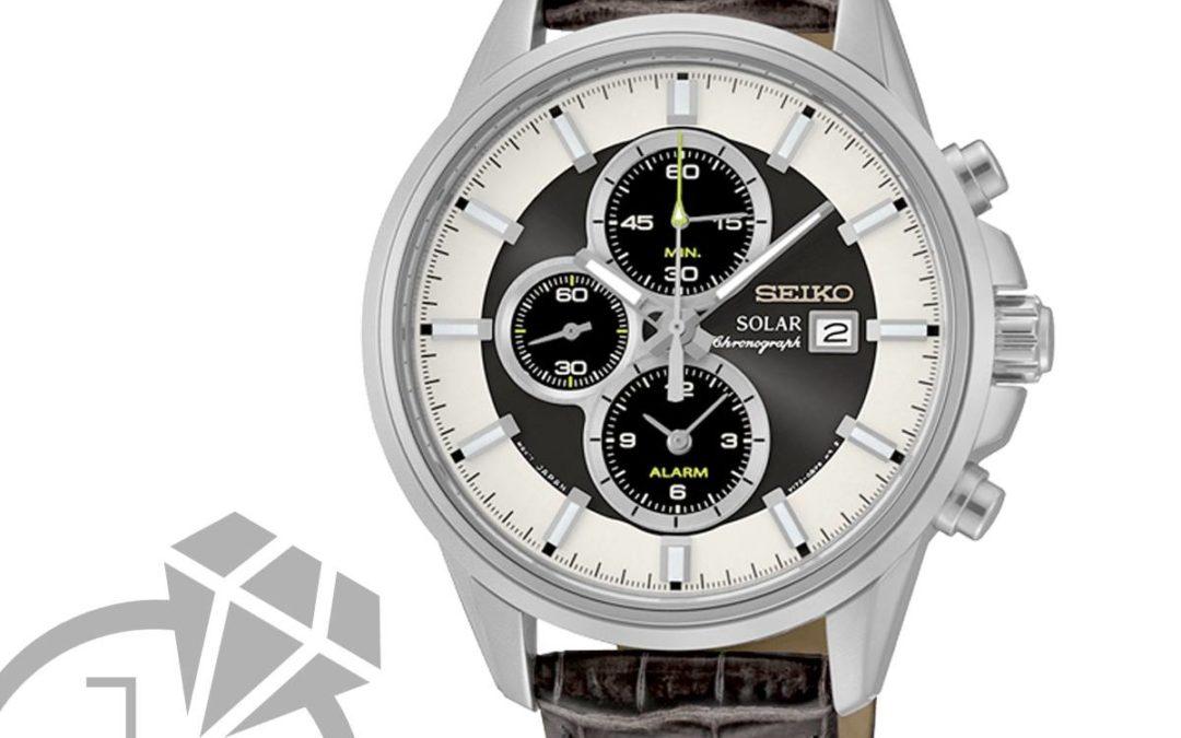 Seiko watches is stoer