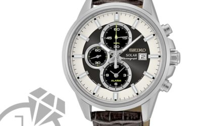 Seiko watches is stoer